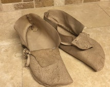 Moccasins Plains indian style native american made