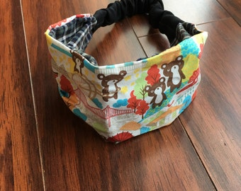 Tomadachi  elastic headband
