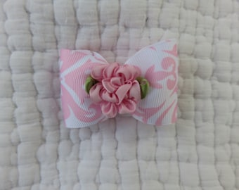 Dog Hair Bow  Custom Made Ribbon