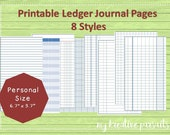 Printable Bullet Journal ...