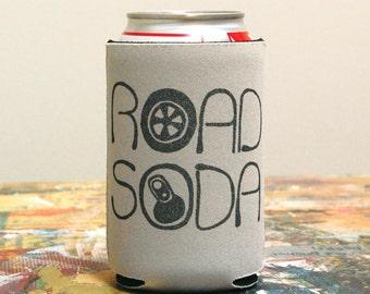 Road Soda - Screenprint Can Koolie