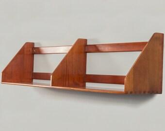 Hans Wegner Mid-Century Modern Teak Shelf