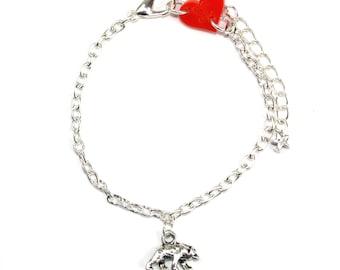Unbearably Cute Bracelet