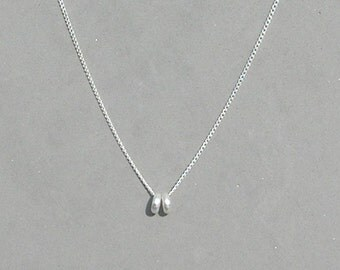 Baby Rings 1 & 2 Necklace
