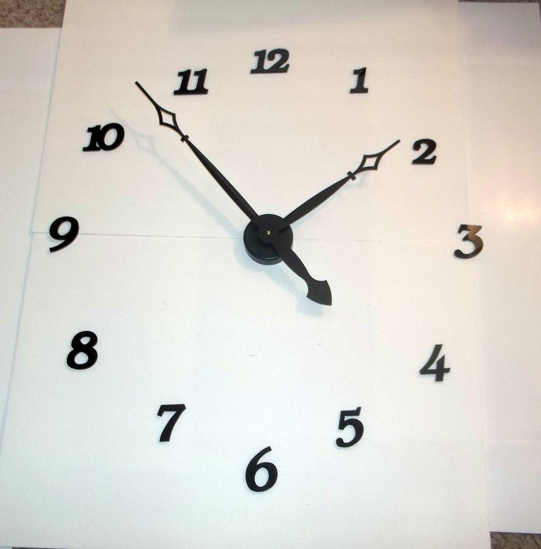 High torque quartz clock movement silent sweep with 14 large sold by clockparts amipublicfo Image collections