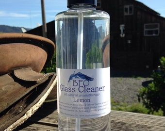 SALE Lemon Glass Cleaner 16 oz