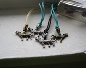 Wolf / Coyote - your choice of cord, color