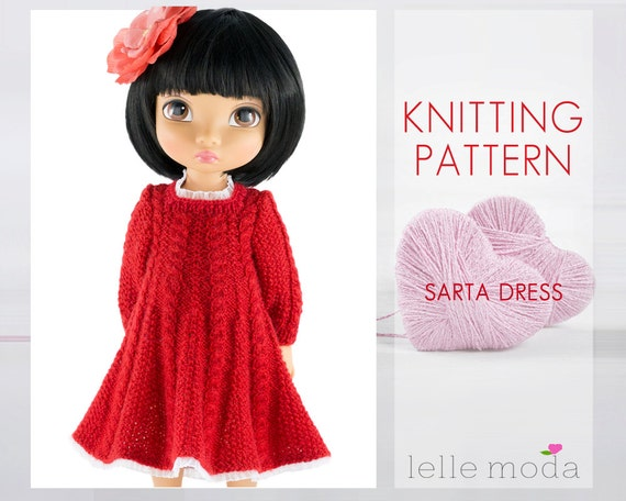 Knitting Patterns For 16 Inch Dolls : Knitting Pattern for Disney Animators 16 inch Dolls by ...
