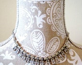 BIG ASS SALE vintage 50s 60s Coro rhinestone necklace diamante chips choker bridal prom formal diamond crystal costume