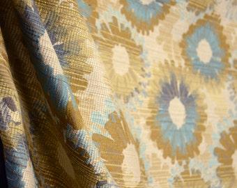 M9650 Juniper Contemporary Floral Fabric