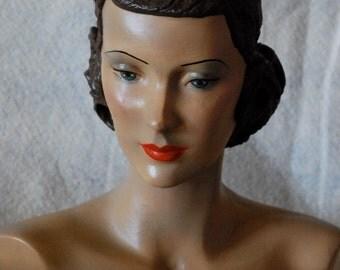 mannequin head  JANE