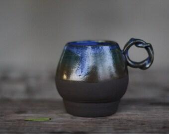 Stoneware mug, coffe cup, tea cup nr.2