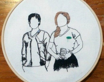 True Blood Sookie and Bill piece