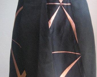 70s  80s vtg handmade skirt