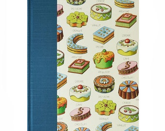 Recipe Book Blank SWEETS & More