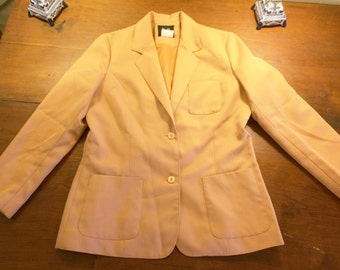 Jacket Blazer...fully lined...Panther brand.. made in USA...union label....