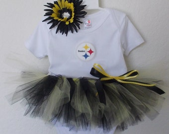 Steelers, Pittsburgh Steelers, Steelers Tutu, Steelers Baby, Steelers Tutu Outfit, Steelers Teen, Steelers Adult