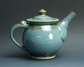 Handmade stoneware teapot 24 oz. tea pot soft cup tea pot 3238
