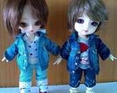 Pre Order Denim Jacket for Lati yellow & More size
