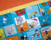Charlie Brown and the Gang Full Size  Pillow Case