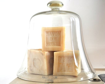 Vintage French Soap - Savon de Marseille - Pure and Natural