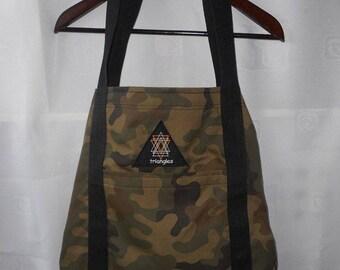 X-large Military Tote Bag, Shoulder Bag, Laptop Bag