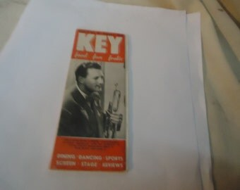 Vintage Week Of July 29-August 5, 1948 Key Magazine,  collectable