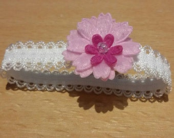 Headband for 7-9 inch baby