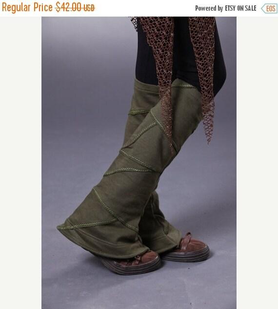 February Sale 20% Off Tribal Patch Leg Warmer