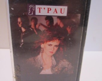 Vintage Cassette Tape - T'Pau