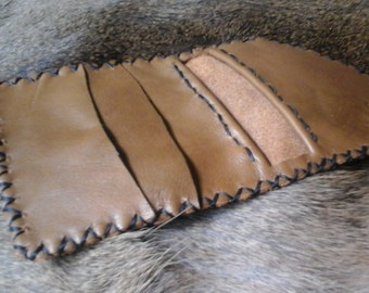 Viking Birka Style Leather Wallet