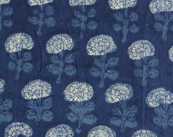 Cotton Fabric Print Multi Colored Floral Print On By Pallavik