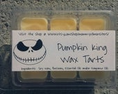 Pumpkin King Soy Blend Wax Tarts (The Nightmare Before Christmas)