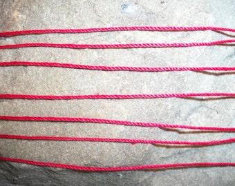 7 Red String Bracelets, Blessings, Spiritual