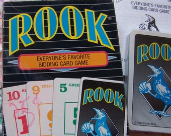1992 rook card game