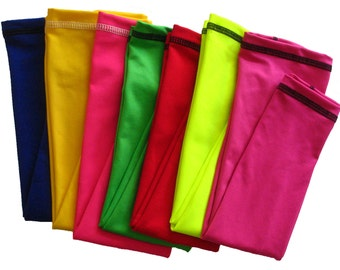 Arm Warmers-Sleeves-Cycling Arm Sun Blockers-One Size Fits Most-Solids
