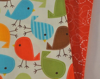 Urban Zoologie 2 Fat Quarters Bundle for Robert Kaufman, 1/2 yard total