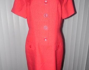 50% OFF SALE Kasper A.S.L. Petite Vintage dress Sz 12P