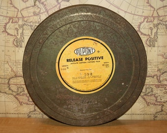 Dupont Metal Film Can - item #1397