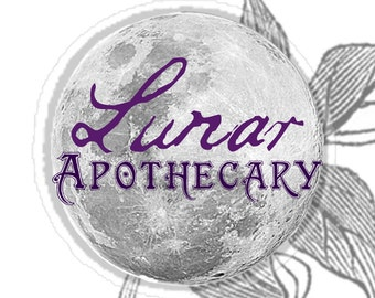 Lunar Apothecary - a FULL YEAR of Magickal & Medicinal Herbology - eCourse for Womyn/Women - Herbalism, Magick, Ritual, Adventure, Moon