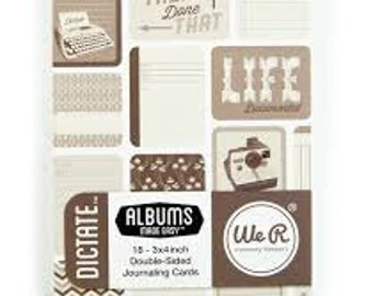 We R Memory Keepers /Dictate Albums Made Easy 62020-4