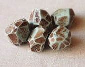 Handmade Polymer Clay Faceted Pendants and Beads Charms and Pendants Clay Destash Sale Bundle