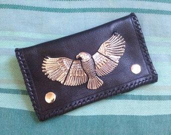 Bikerbabe mini eagle wallet