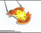 Hot Chick Necklace