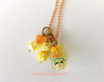 Shopkin Charm Necklace Honeeey Season 2