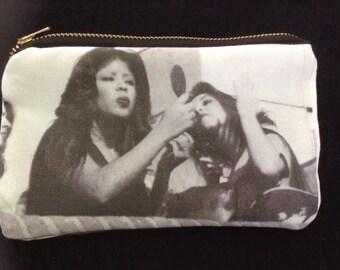 Vintage Chola 2 Cosmetic Bag