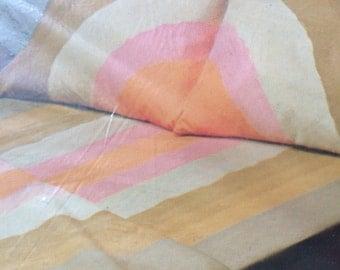 Vintage Vera Sunset Sheet