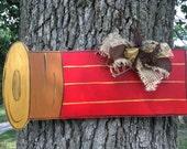 Shotgun shell door hanger PERSONALIZED for FREE