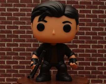 Alec Shadow Hunters custom funko pop