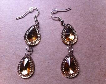 Dangle Teardrop Earrings, Jewelry (163)